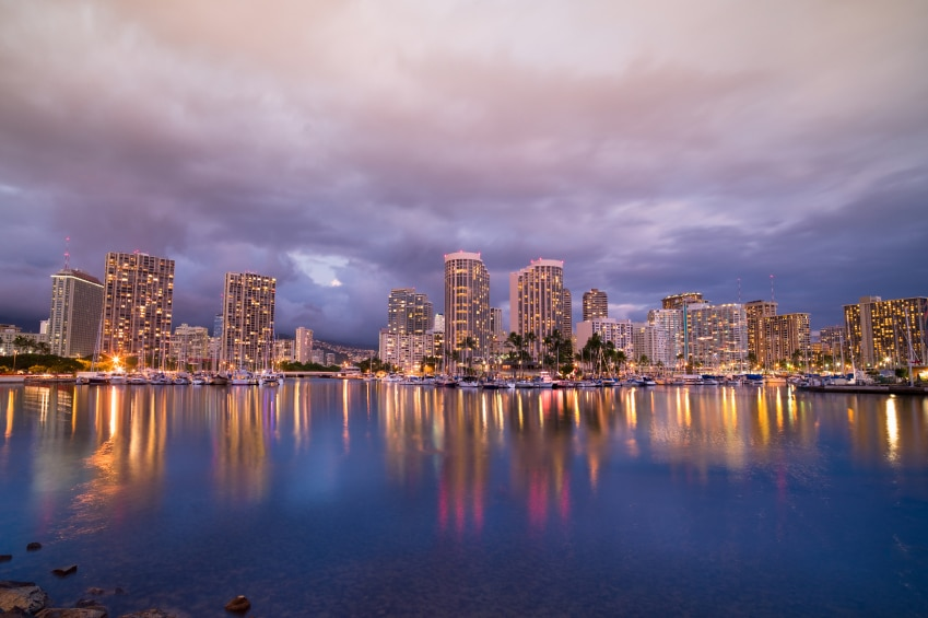 studera engelska språkskola hawaii studentboende