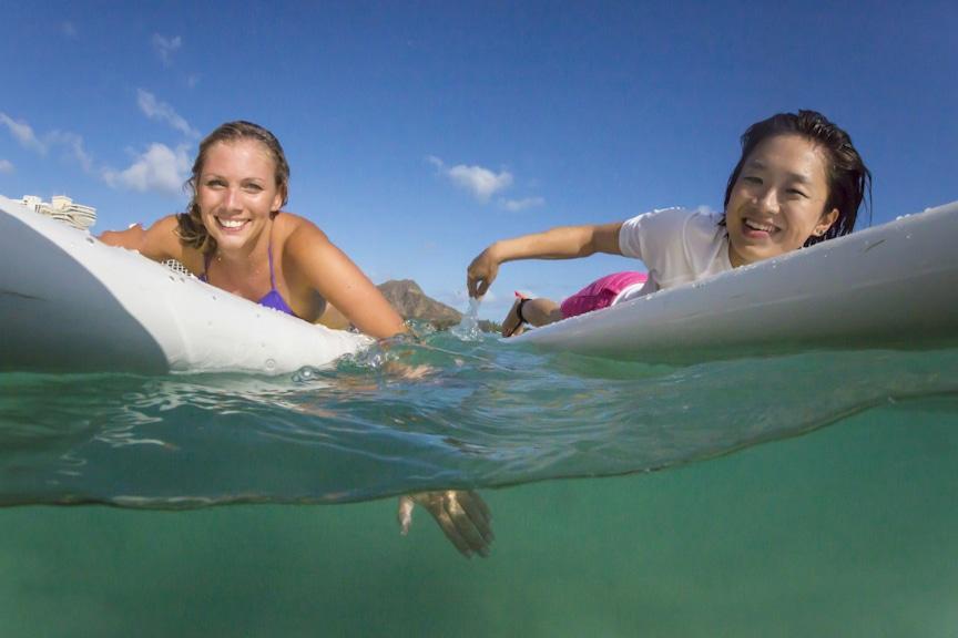 studera på hawaii språkresa och språkkurser