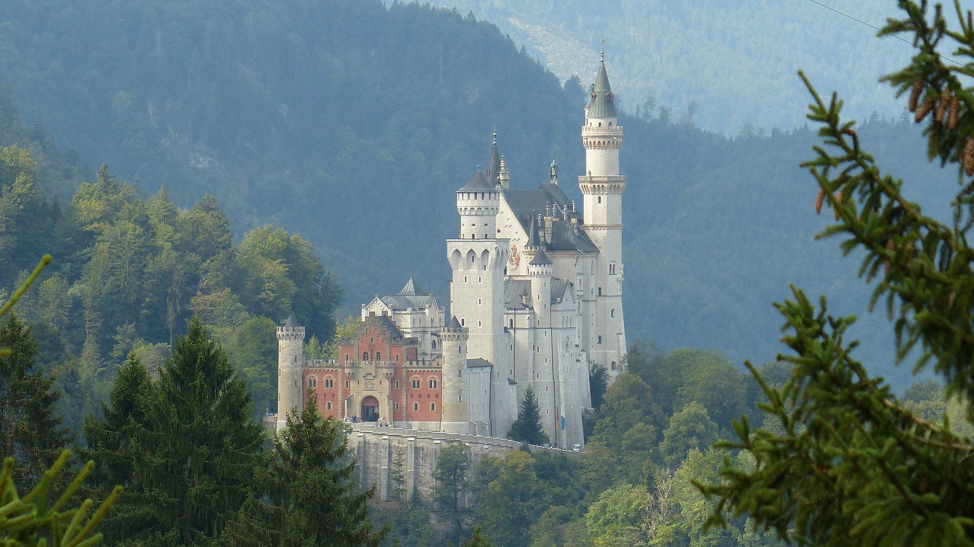 allgau bayerna slott