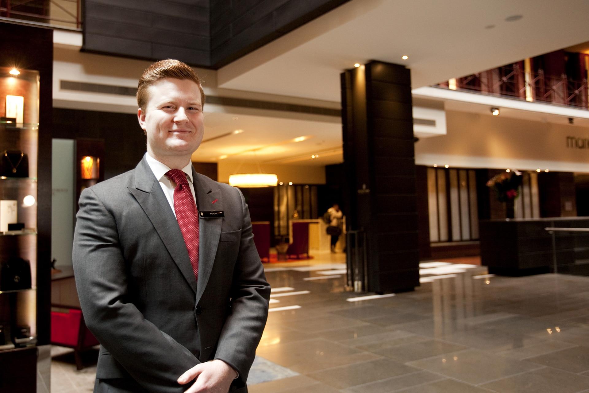 utbildning hotel management Australien