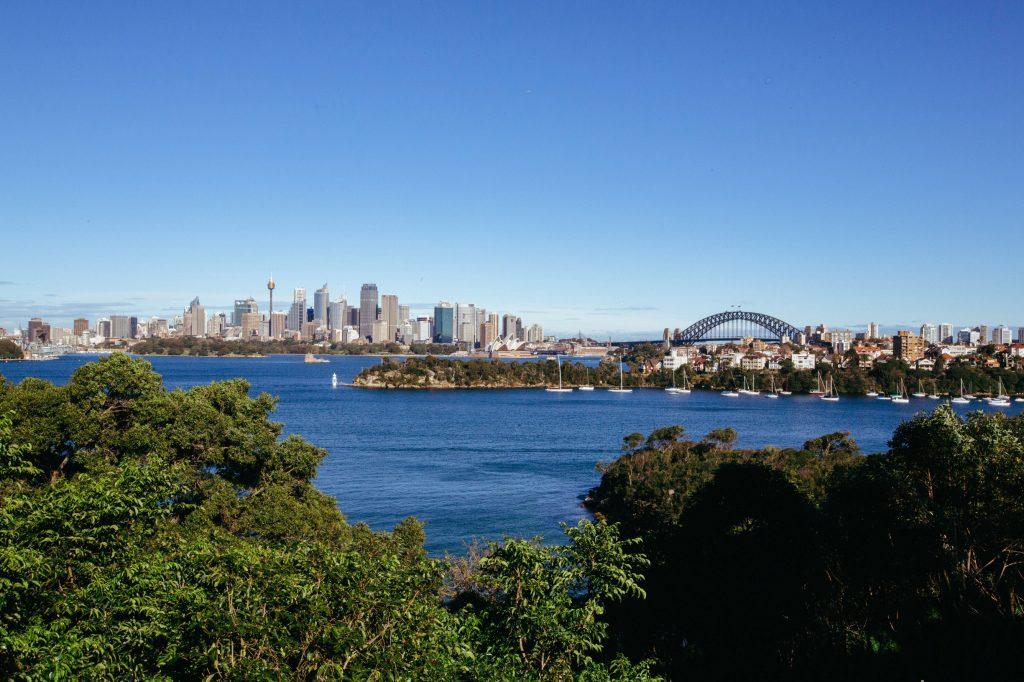 Studera i Sydney