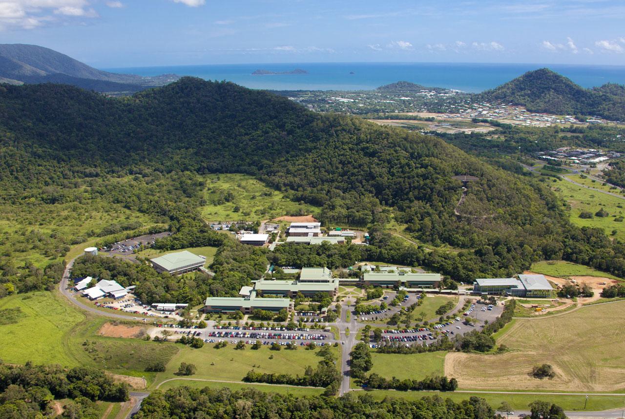 universitet australien james-cook-university-cairns-campus