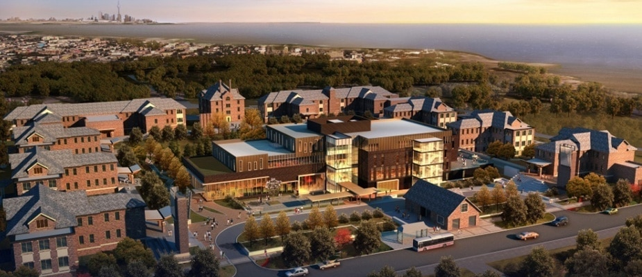 Studera i Kanada Humber College Toronto Campus