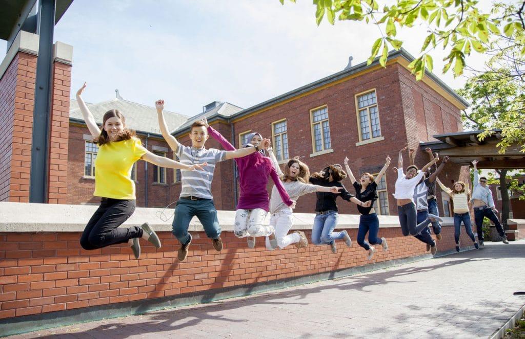Utlandsstudier Kanada studenter Humber College Toronto