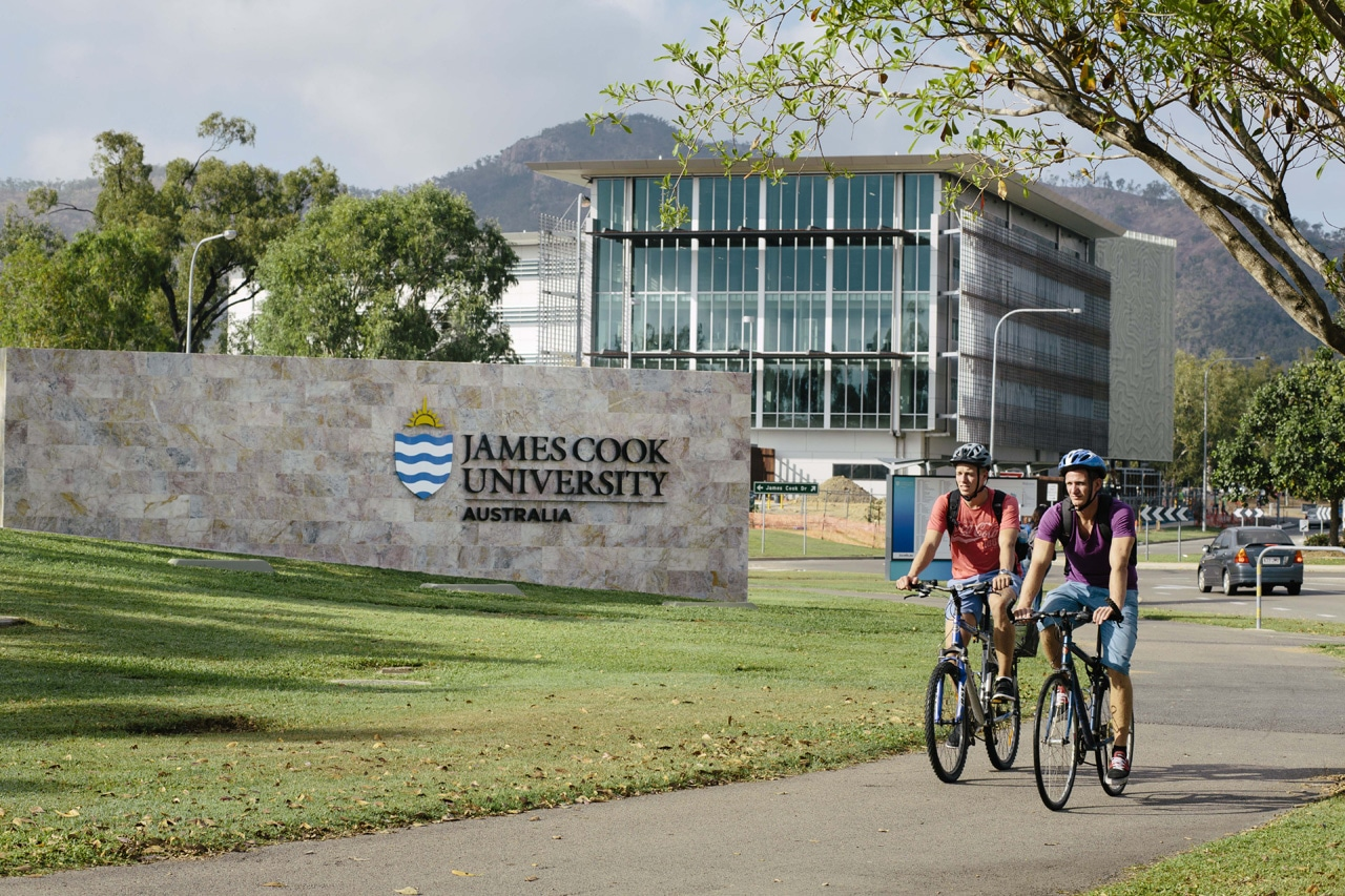 studera australien james-cook-university-campus