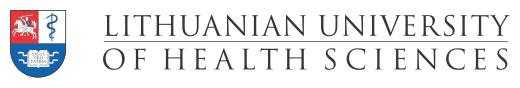 lsmu lithuanian university of health sciences