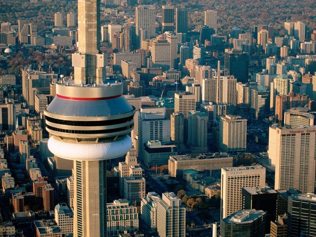 Studera i Toronto Kanada