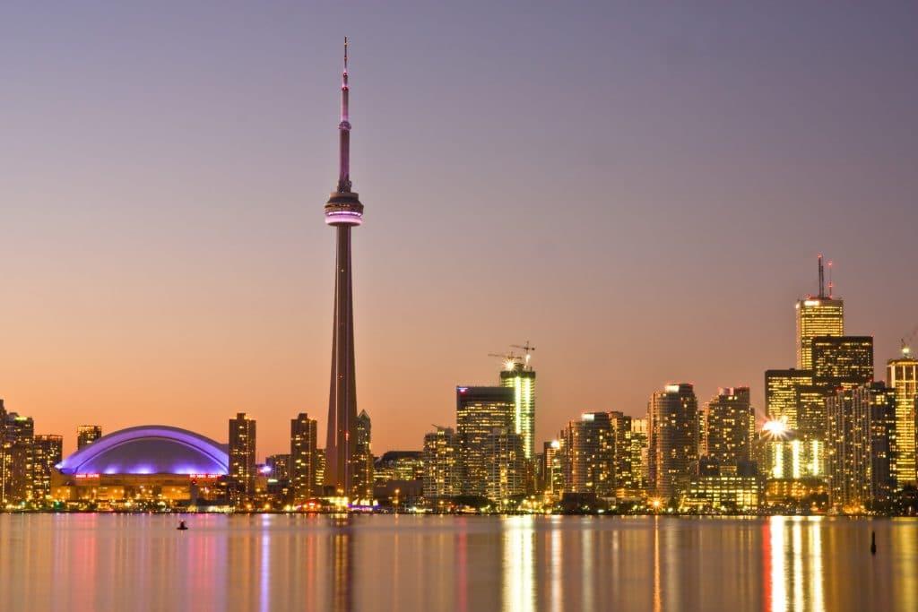 Utbildning college Toronto Kanada