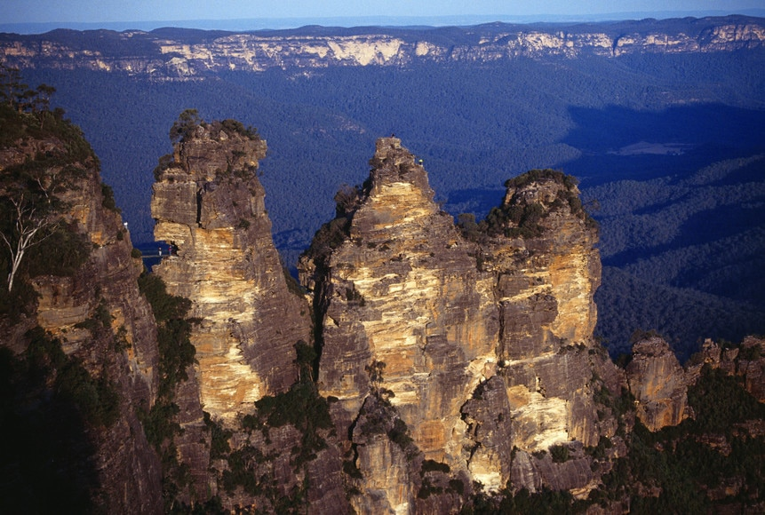 Studera i sydney - Blue Mountains