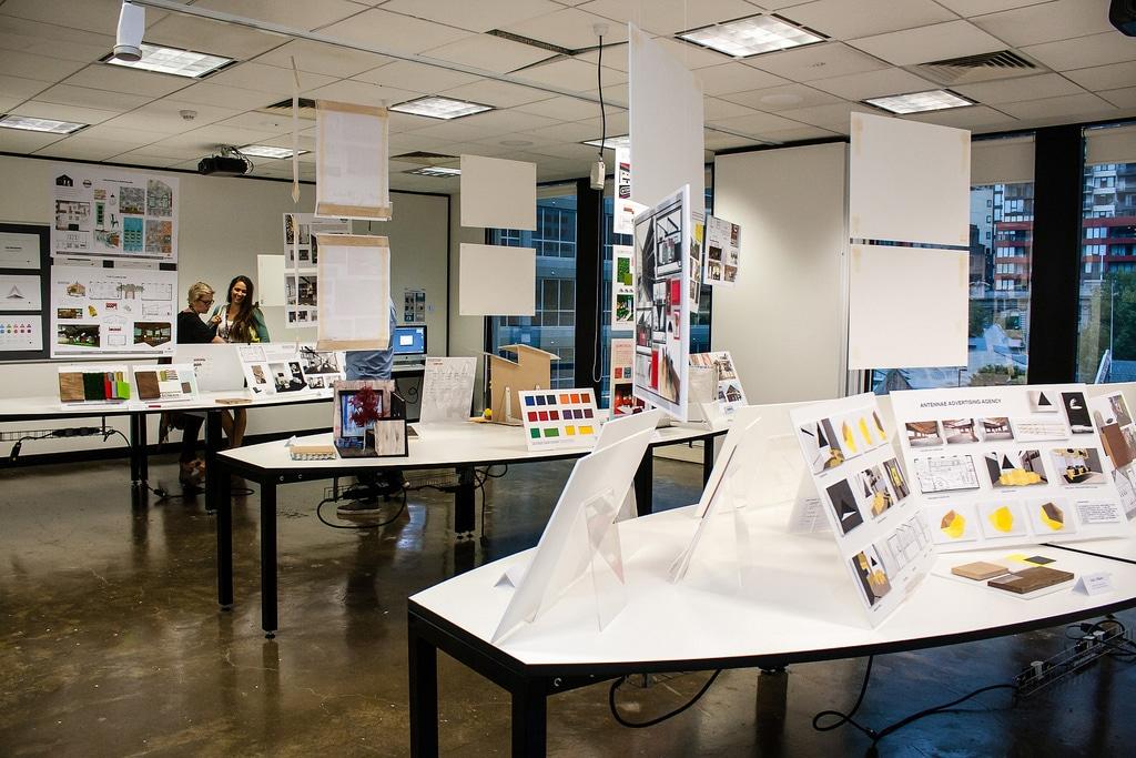 studera design australien catc melbourne campus