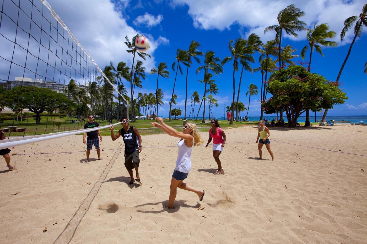 språkresa hawaii studera engelska usa