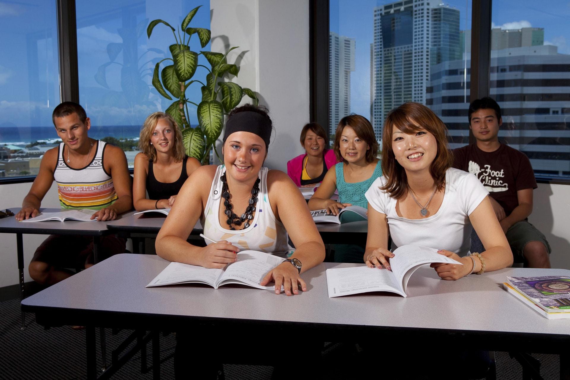 studera på hawaii språkkurs och språkresa usa