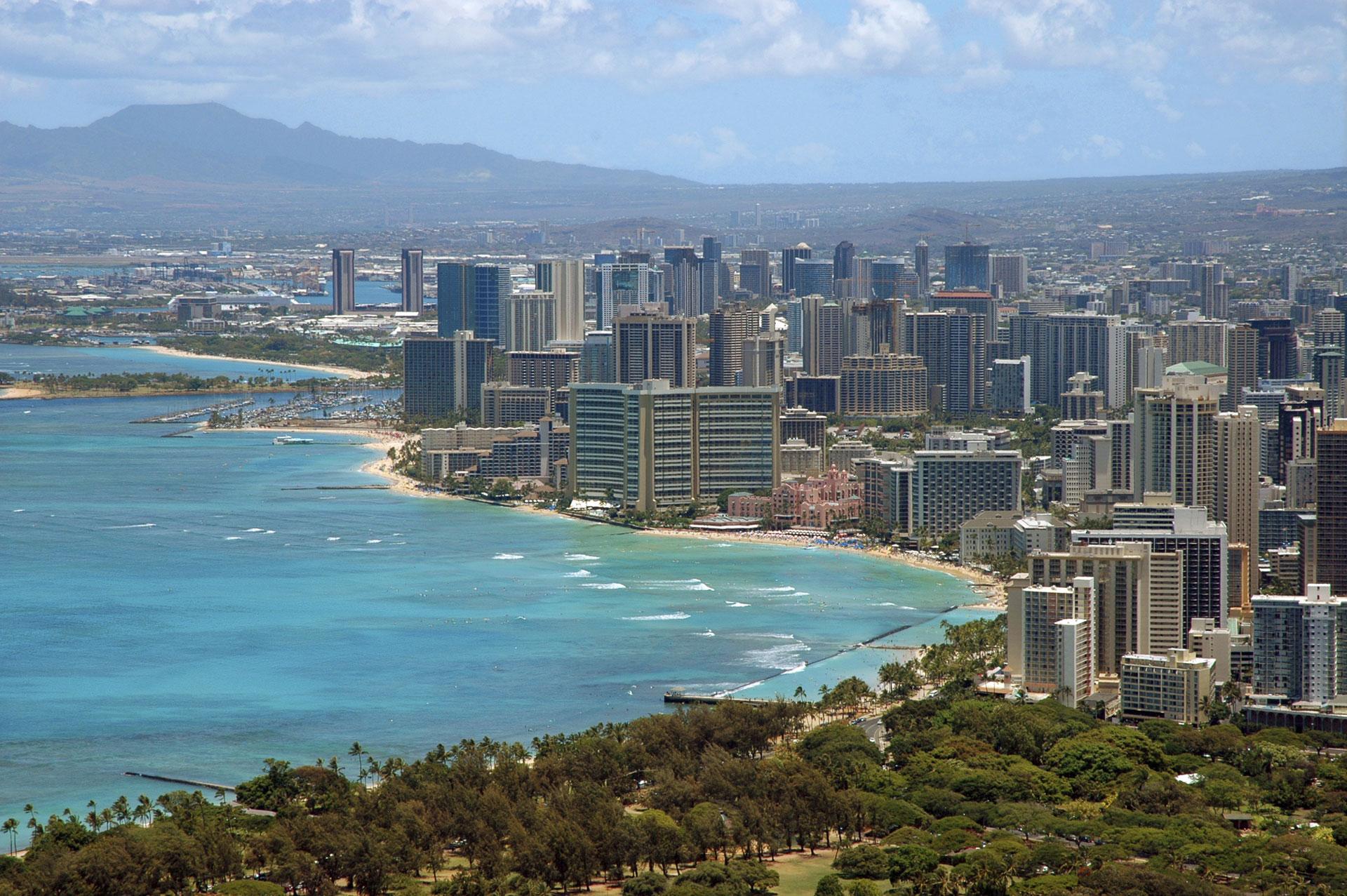 studera hawaii spåkkurs språkresa engelska honolulu