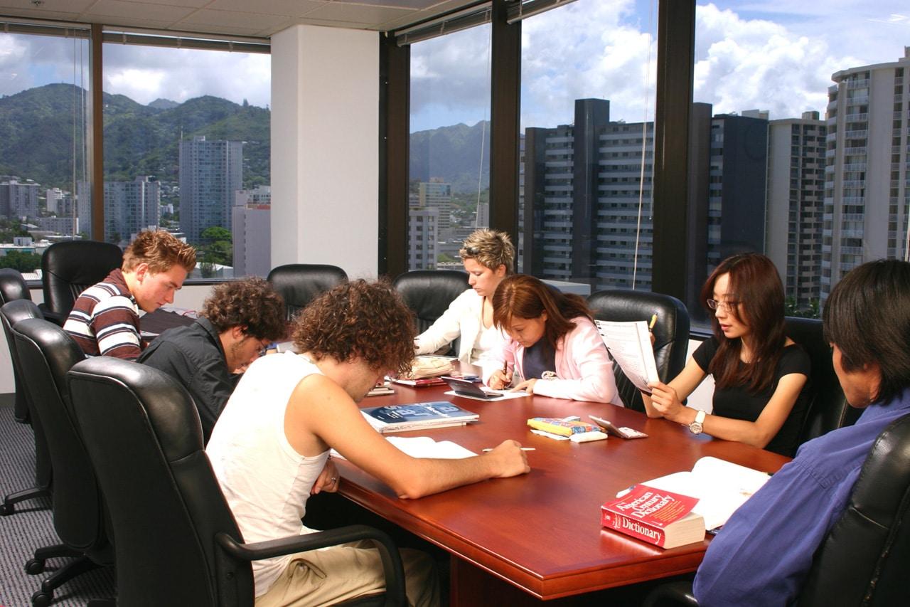 språkresa språkkurs hawaii usa