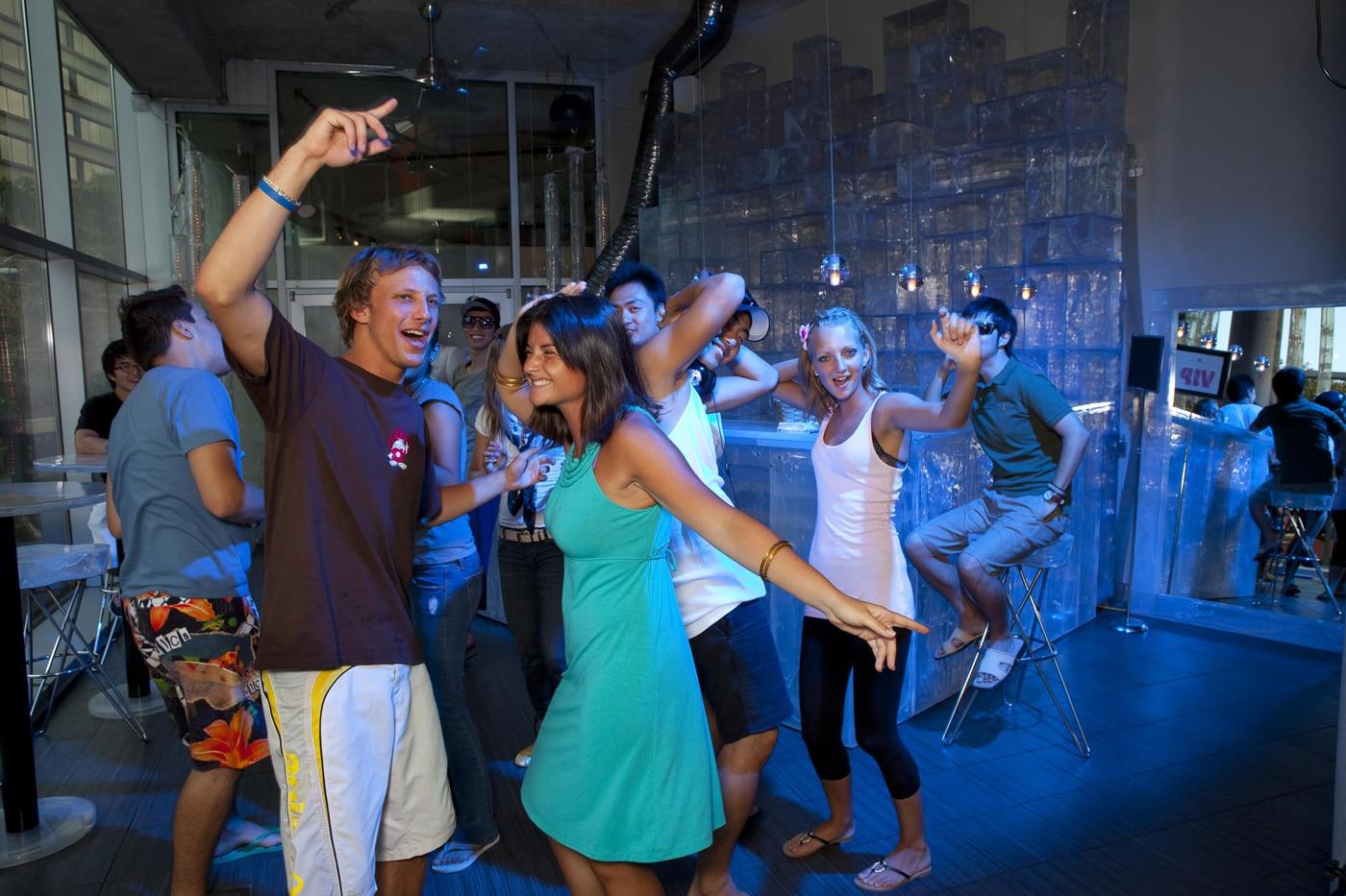 hawaii språkresa och språkkurser engelska