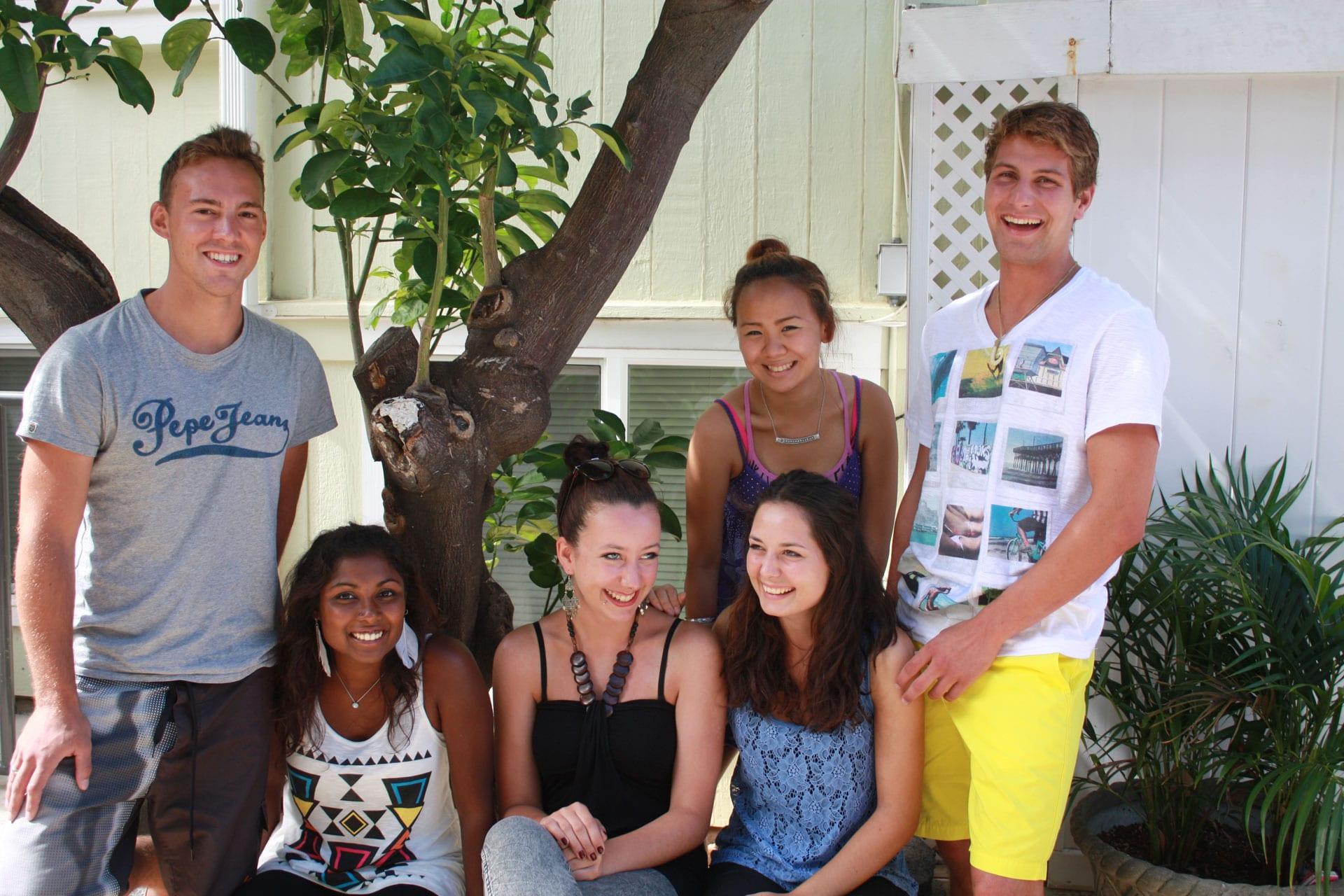 plugga hawaii språkkurser språkresa