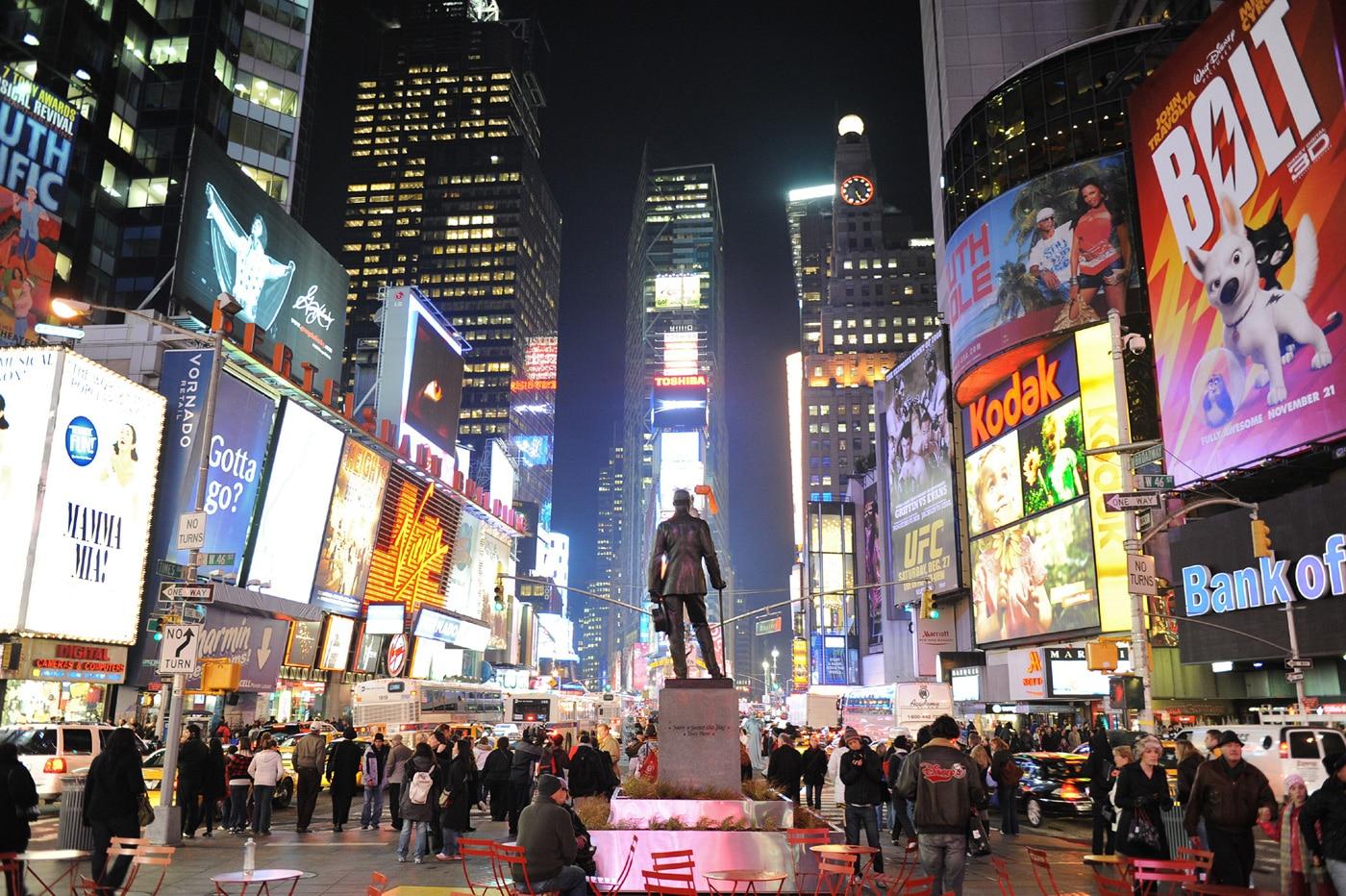 plugga i new york
