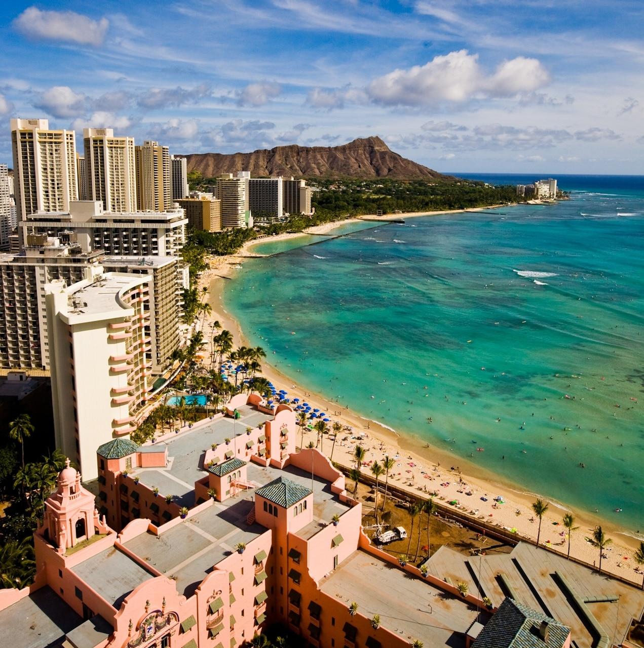 plugga hawaii språkresa engelska waikiki honolulu