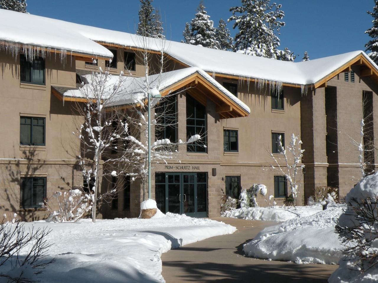 studentboende college usa sierra nevada college