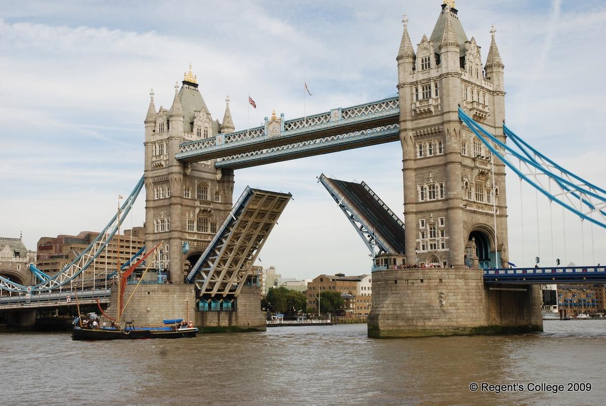 studera london regents