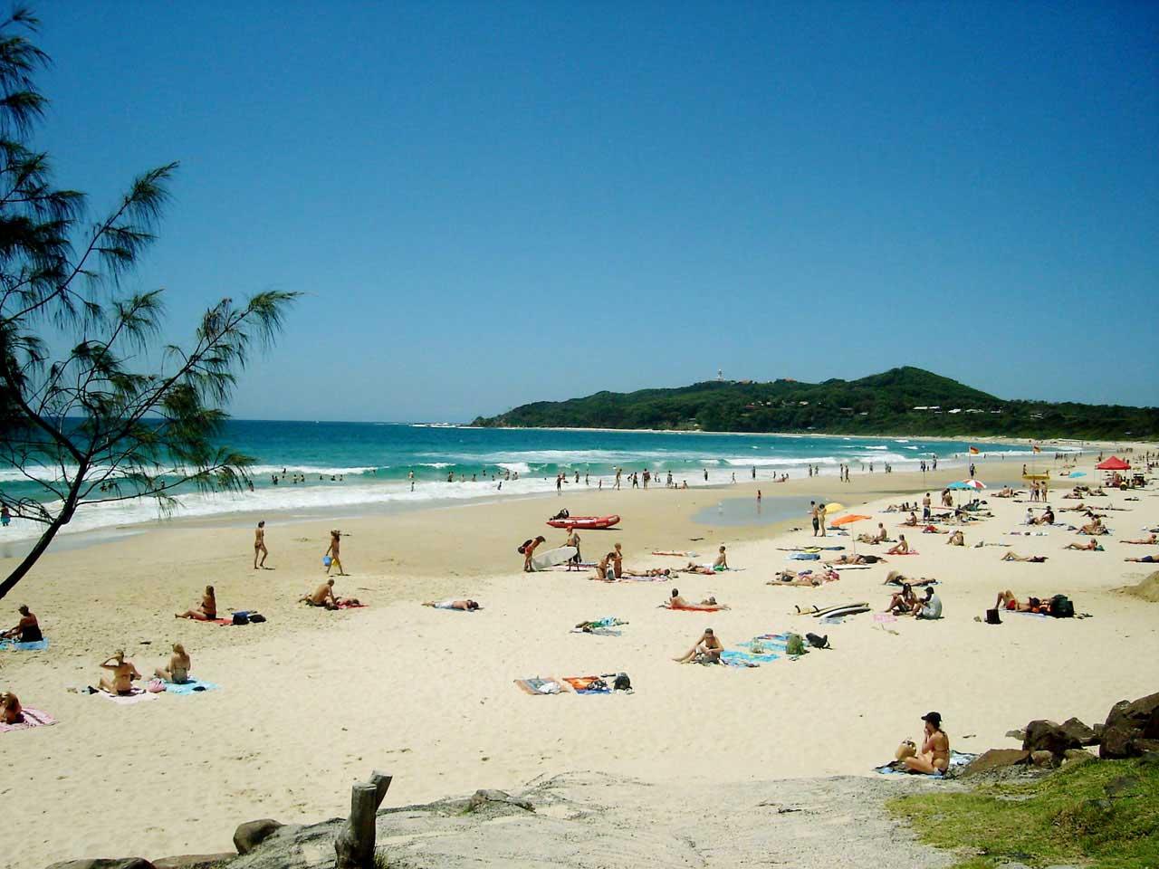 studera engelska australien byron bay