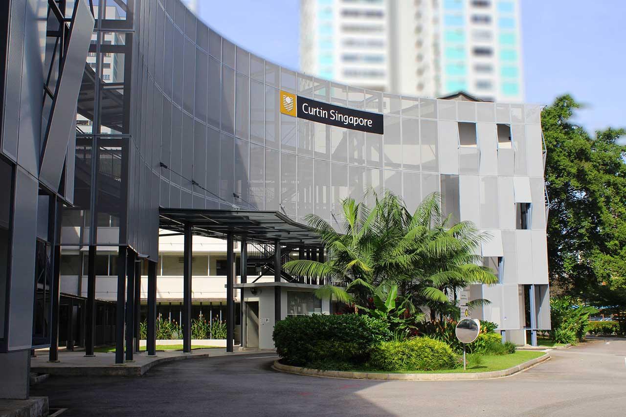 studera i singapore curtin university campus