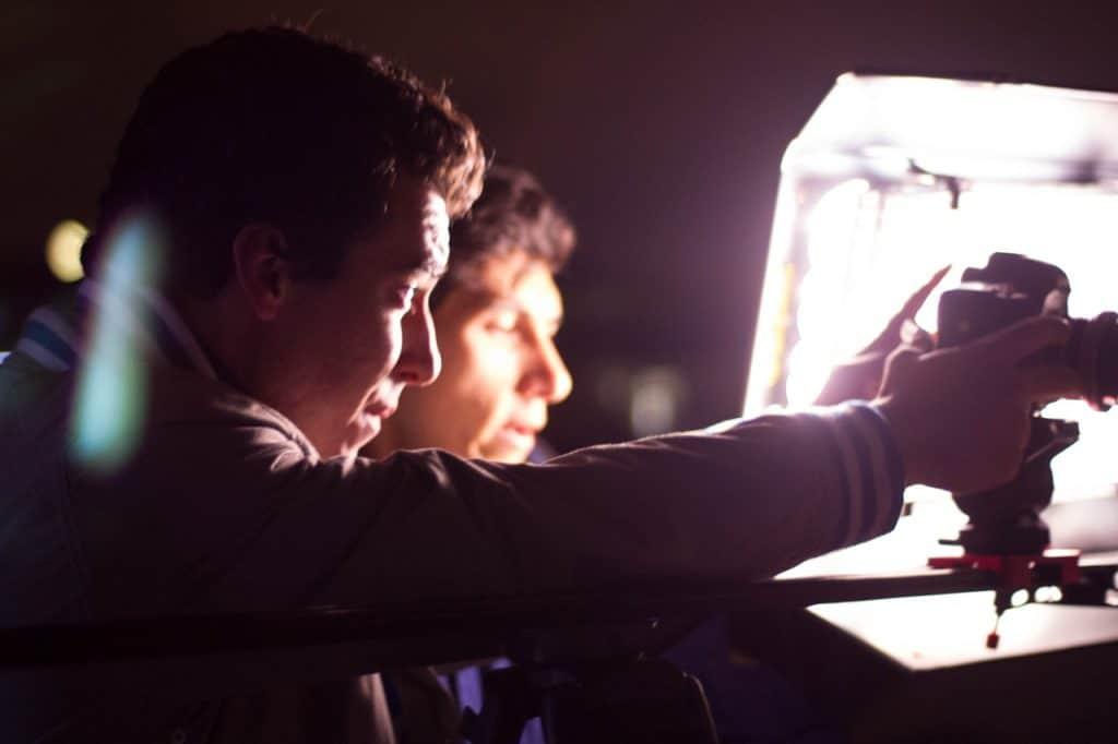 plugga skådespelare drama film prague film school