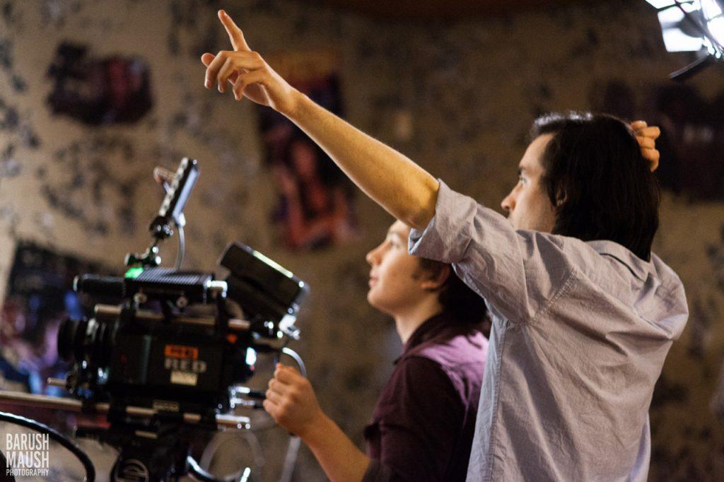 filmutbildning utomlands prague film school