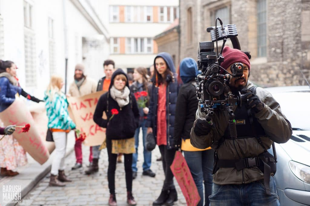 studera film utomlands prague film school