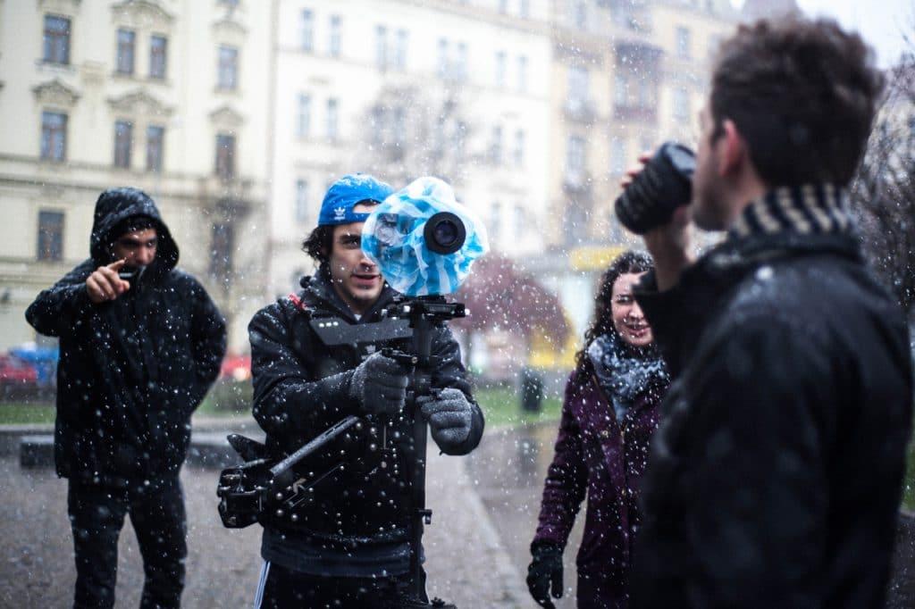 filmskola utomlands prague film school