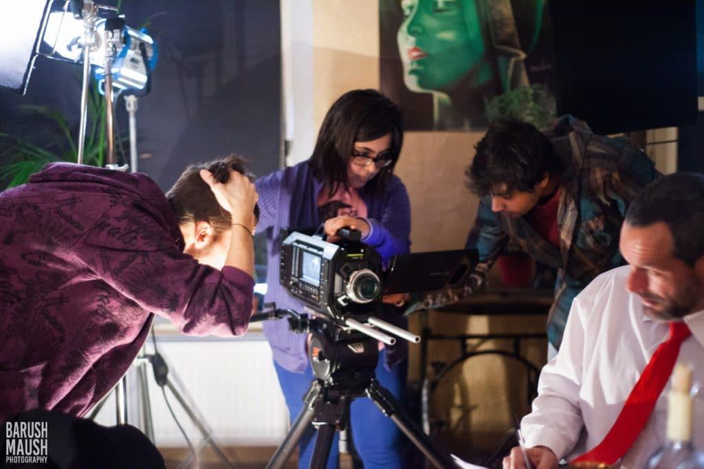 studera skådespelare och film prague film school