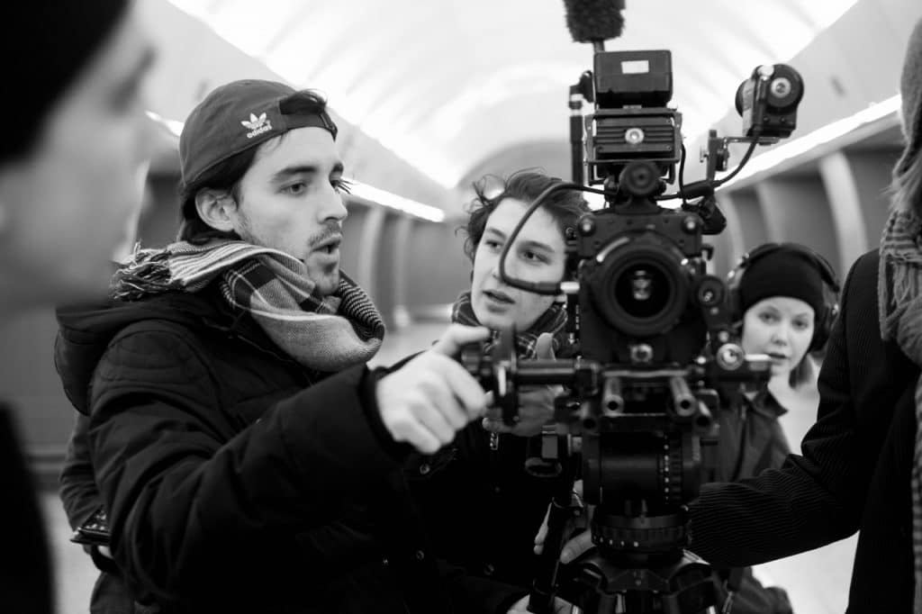 plugga film och skådespel prague film school