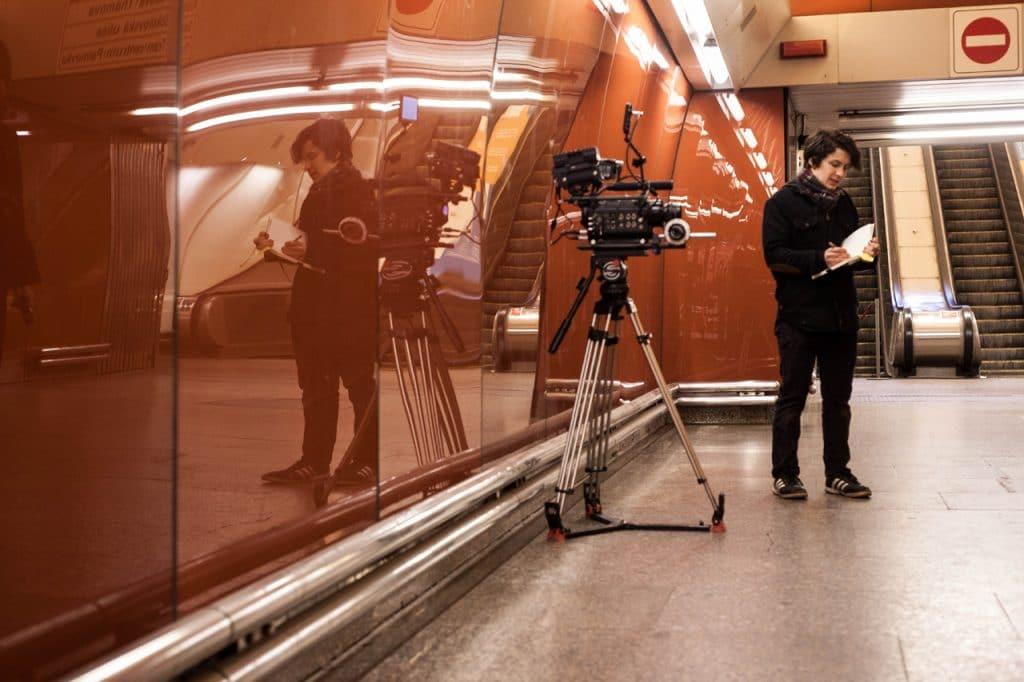 plugga film skådespel utomlands prague film school