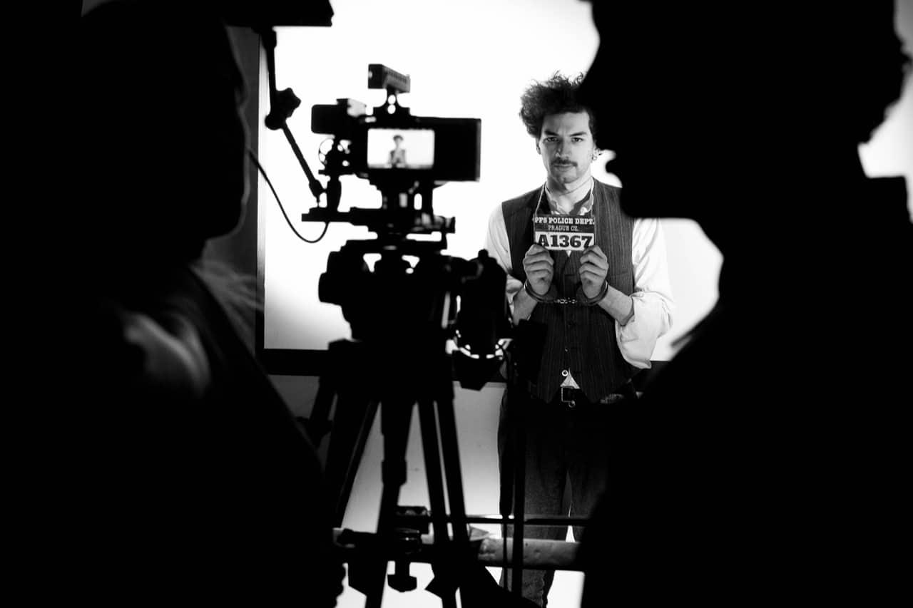 filmutbildningar prague film school