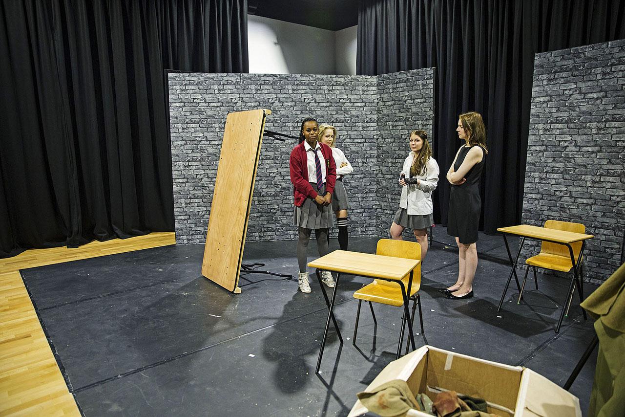 skådespelarutbildning teaterutbildning london