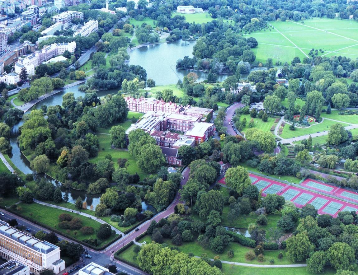 regents university regents park london