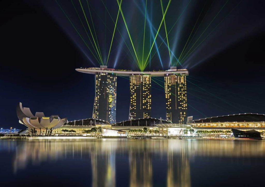 studera universitet singapore