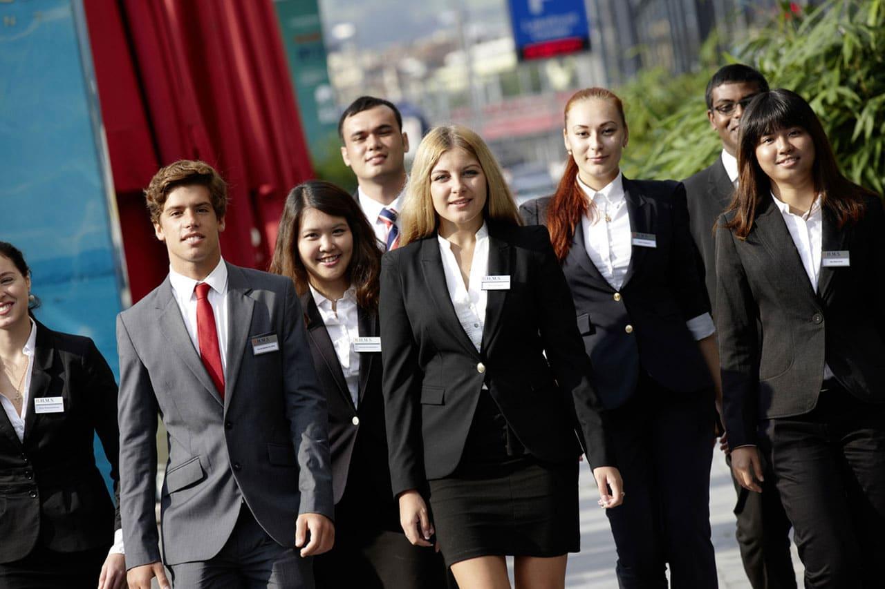 hotell utbildning utomlands