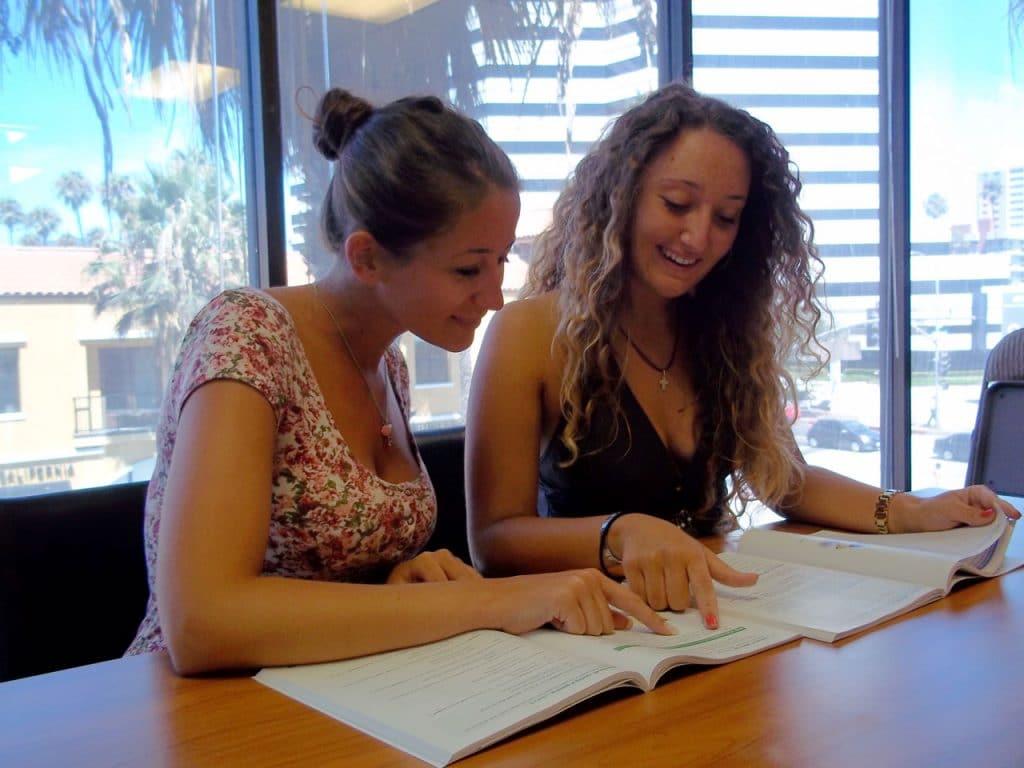 plugga språkkurs på språkskola santa monica college