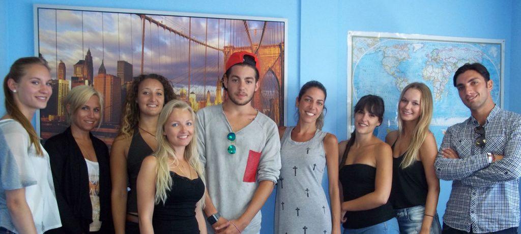 språkresor usa studera engelska santa monica college