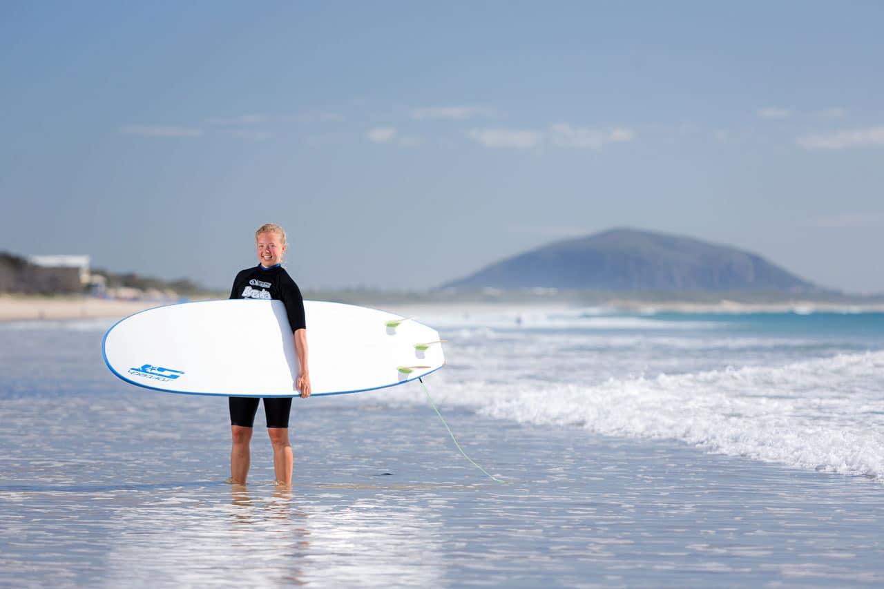 plugga till personlig tränare i queensland australien