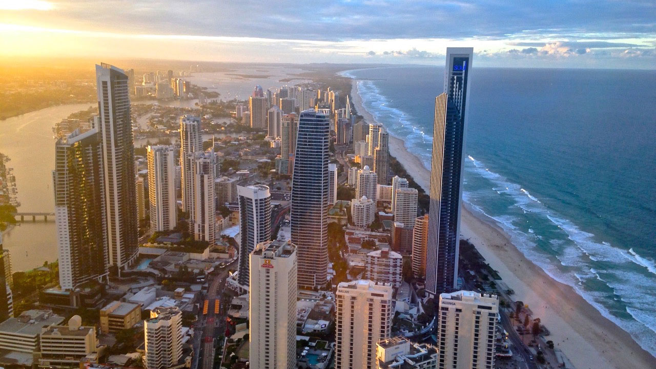studera i Gold Coast Australien