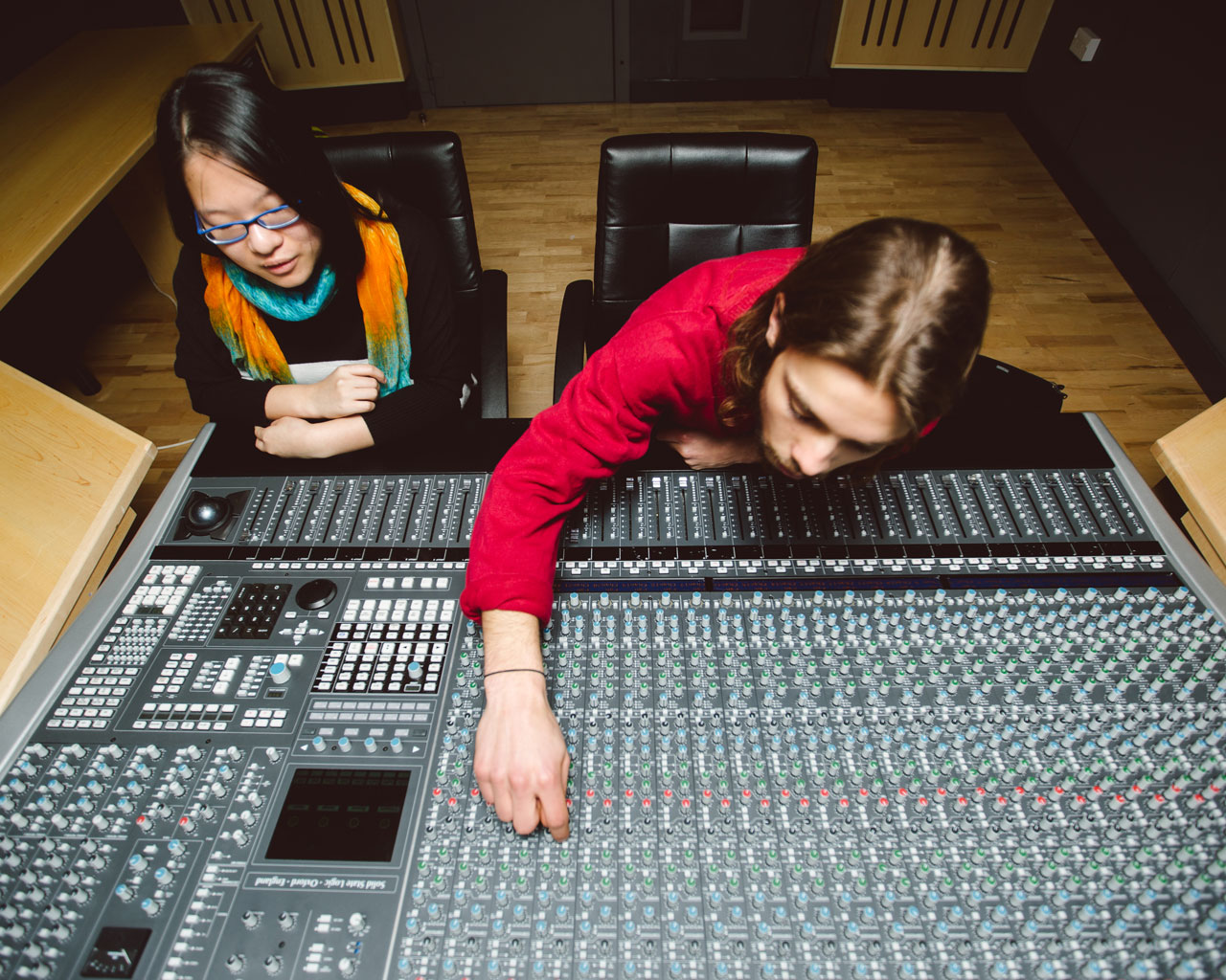 utbildningar audio production music business på sae institute