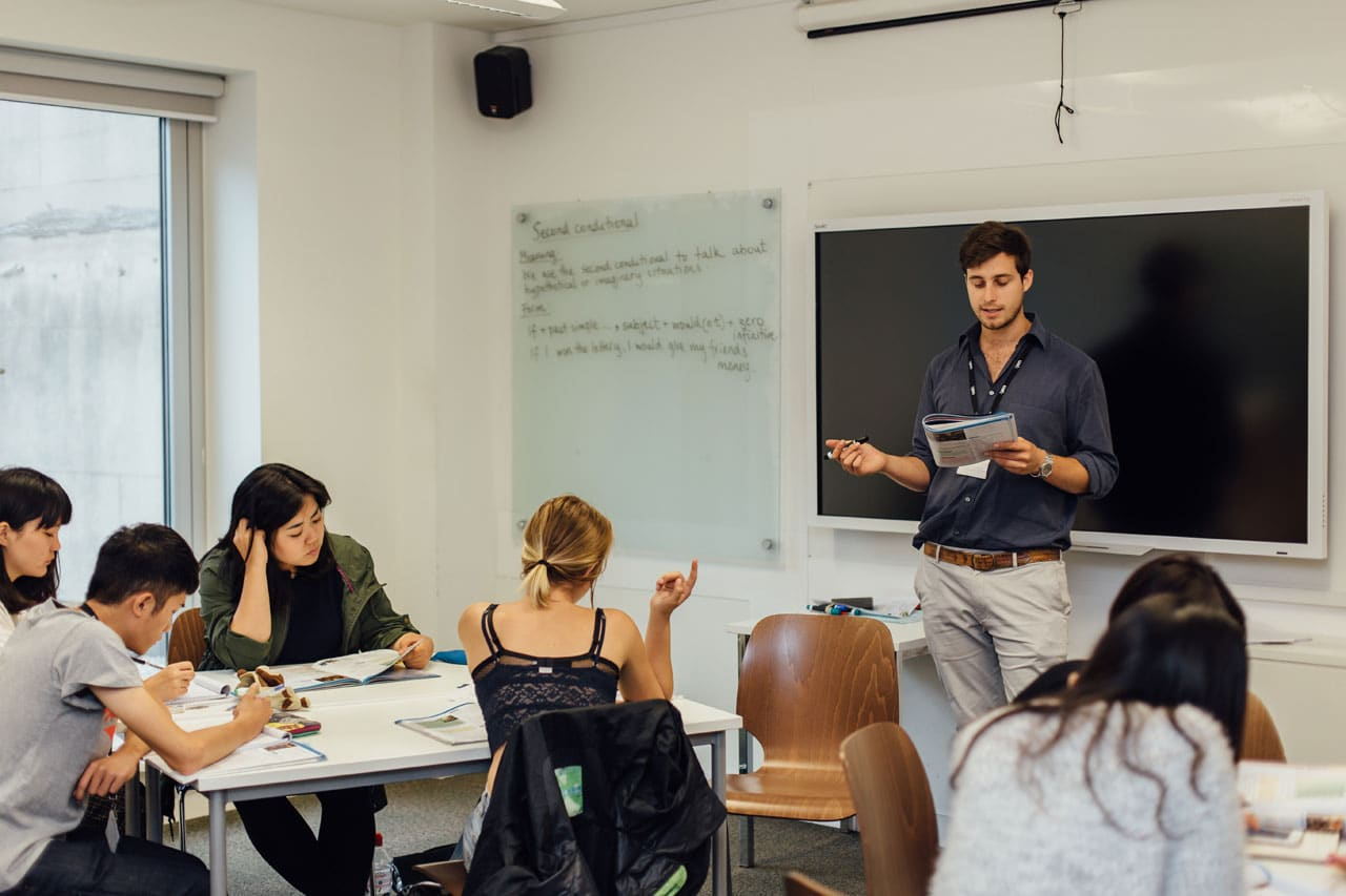 språkkurs engelska london språkresa london studera fashion mode london