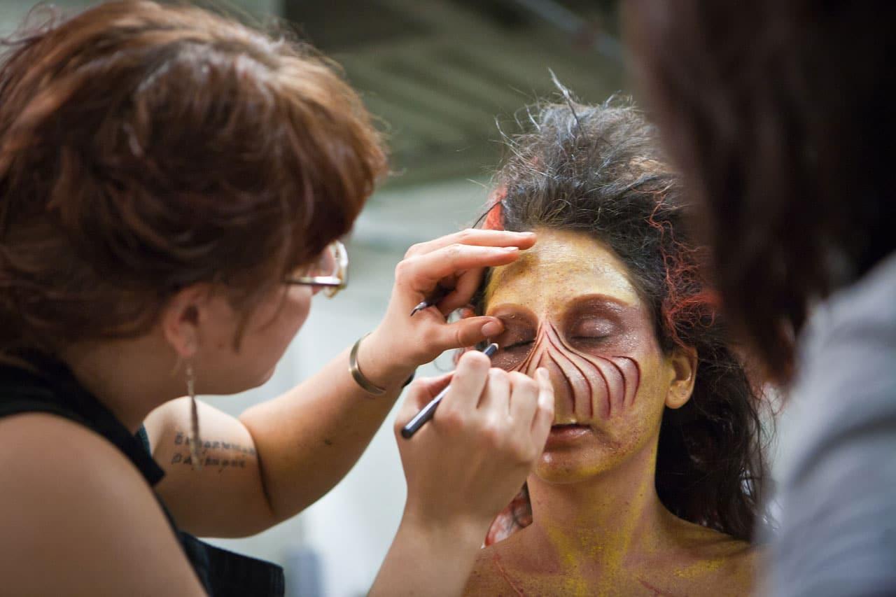 studera film vancouver film school makeup artist film och tv utbildning kanada