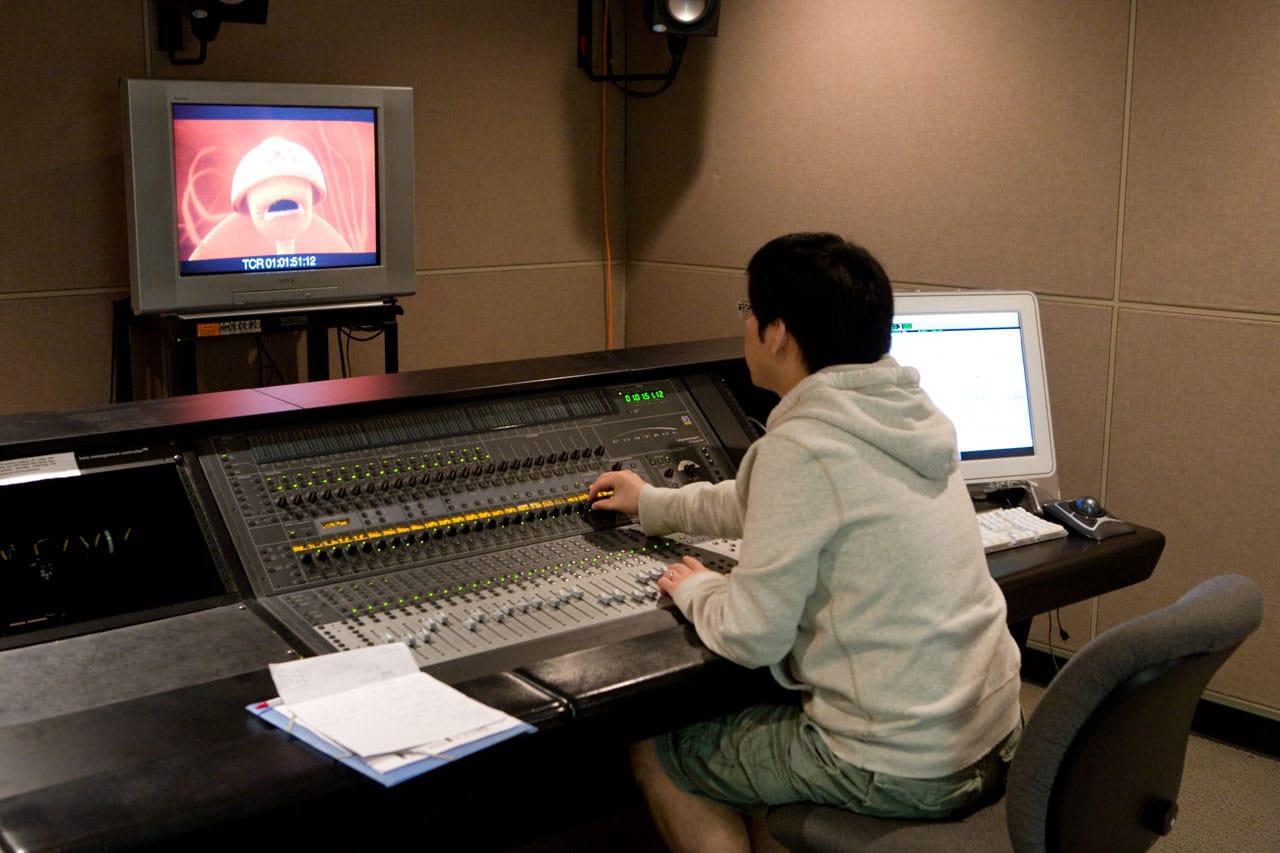 studera film på vancouver film school