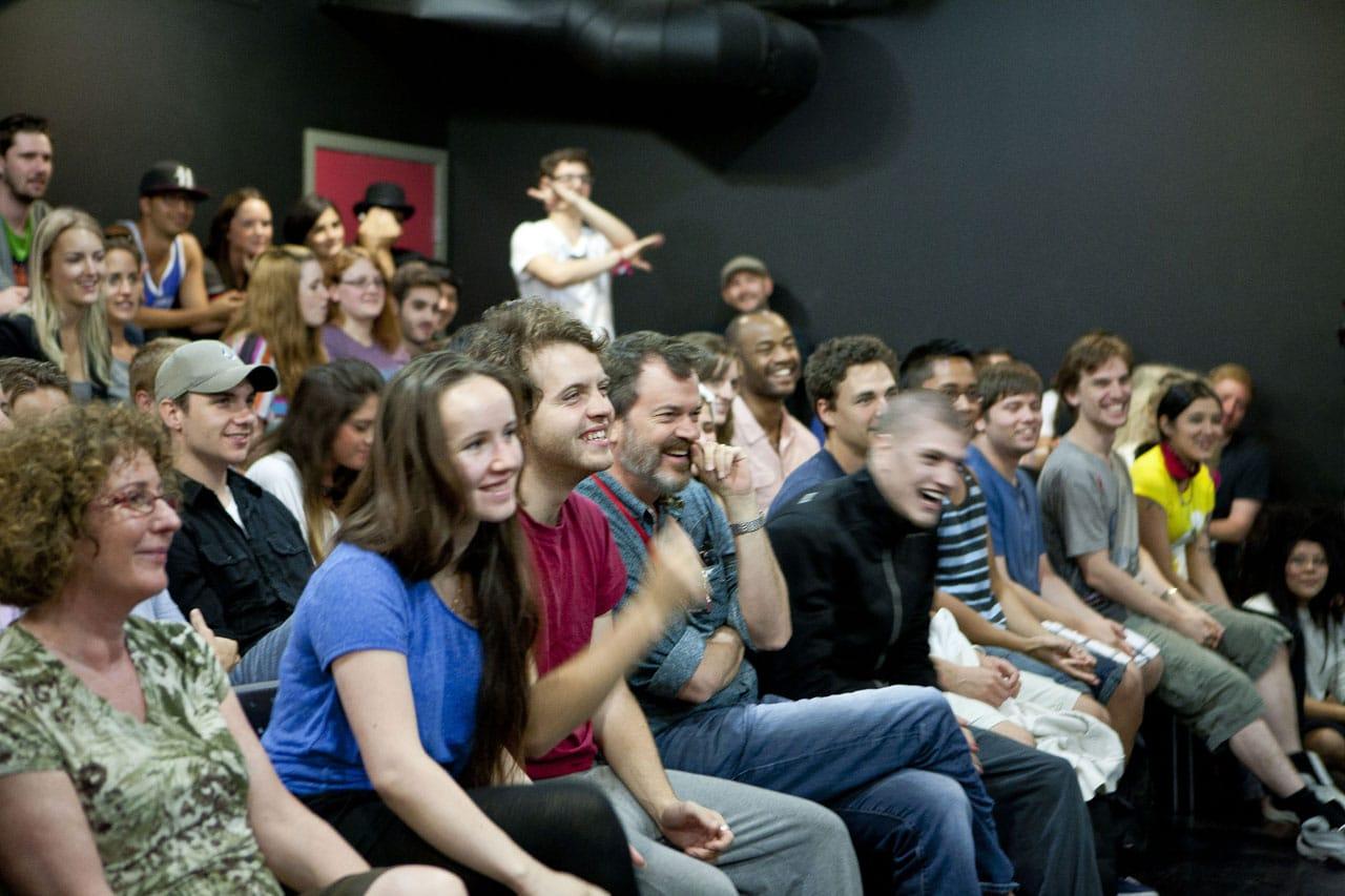 studera film skådespel vancouver film school