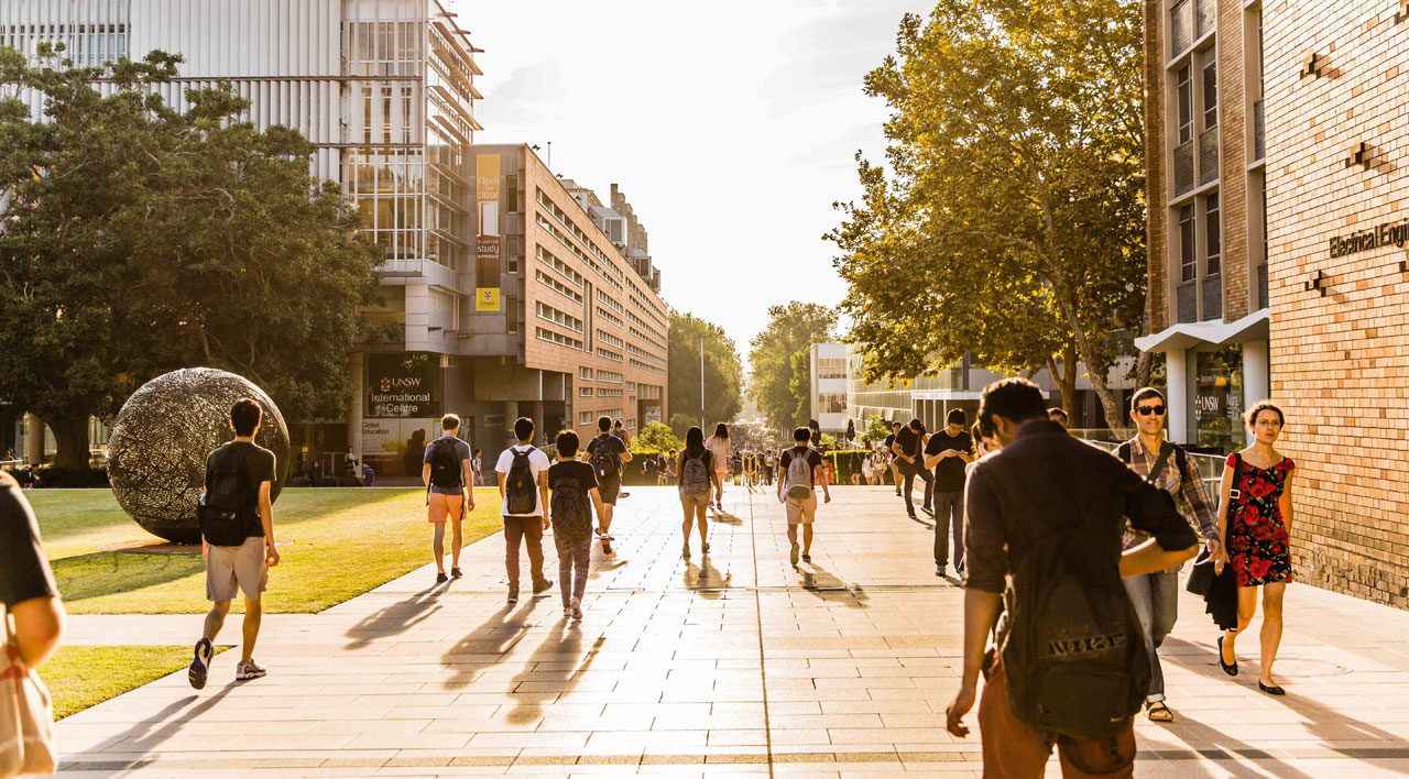 university of new south wales - unsw