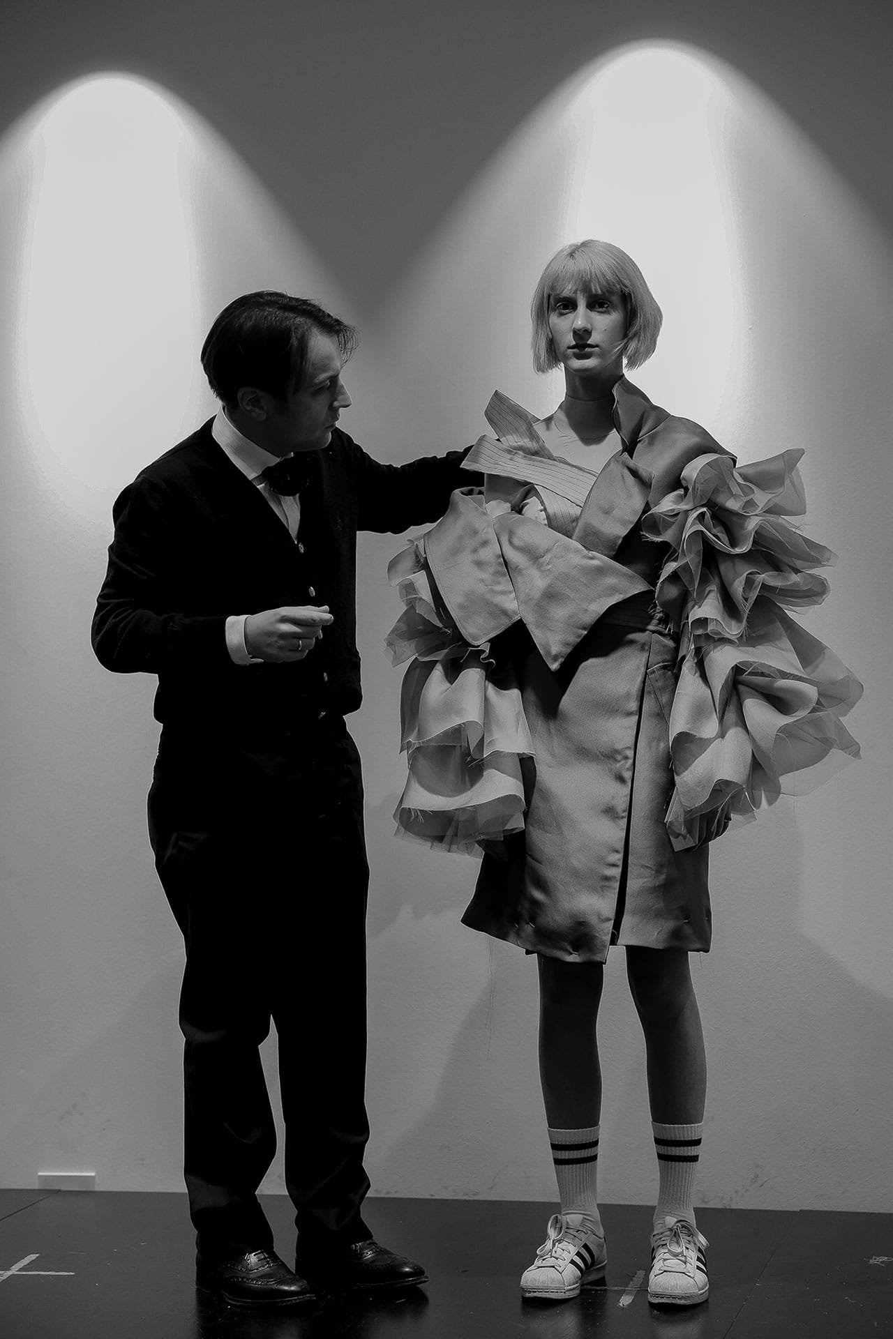 polimoda modeutbildning