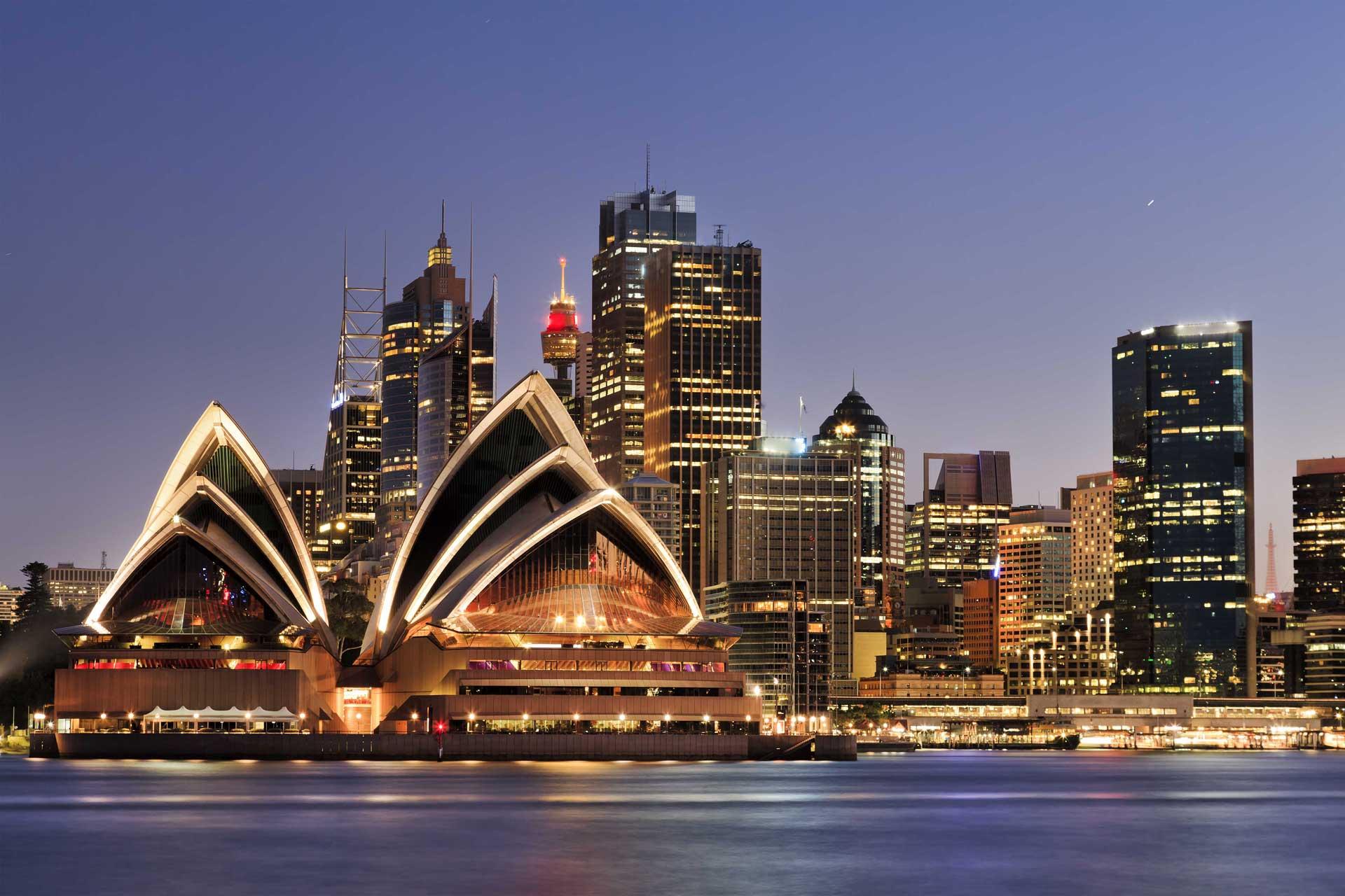 studera australien sydney
